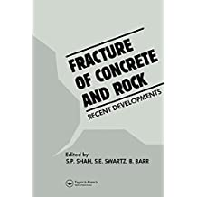 Fracture of Concrete and Rock: Recent developments
