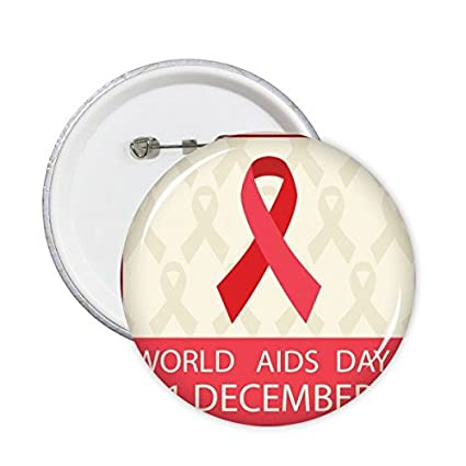 Amazon Solidarity Symbol Red Ribbon 1st December World Aids Day