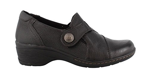 Earth Origins Women's, Grace Low Heel Shoes (9 M, Black)