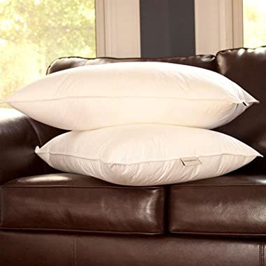 Tommy Bahama Ultimate Down Alternative Twin Pack Queen Pillows (Set of 2) - 20  x 30