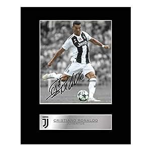 Amazon.com: Impresión fotográfica con imagen de Juventus FC ...