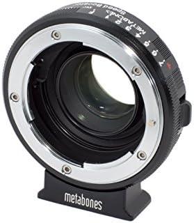 Metabones Speed Booster Nikon G To Blackmagic Bmpcc Mft Camera Photo