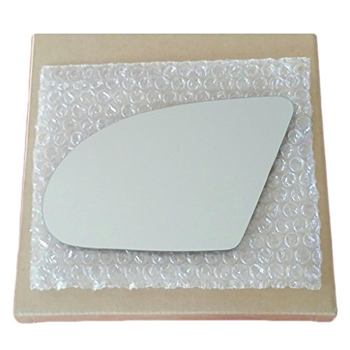 Mirror Glass and Adhesive 89-97 Mercury Cougar or Ford Thunderbird Driver Left Side Replacement Mercury Cougar Door Mirror