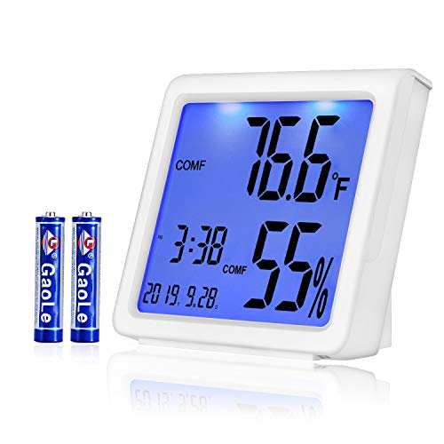 AE Life Indoor Thermometer Hygrometer