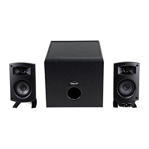 Klipsch ProMedia 2.1 Bluetooth Speaker System - Black