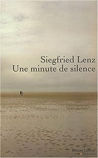 La minute de silence, Lenz, Siegfried