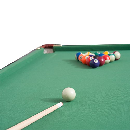how to pack pool table balls