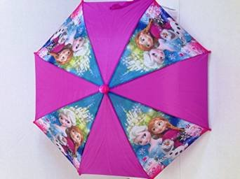 Disney Frozen Elsa & Anna & Olaf Umbrella