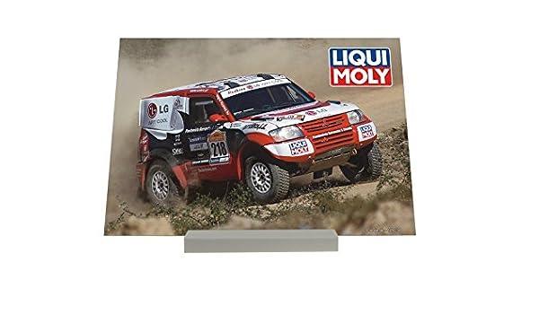 Soporte Fotografias Garage Diseño Liqui Moly LIQUI MOLY Letrero: Amazon.es: Hogar