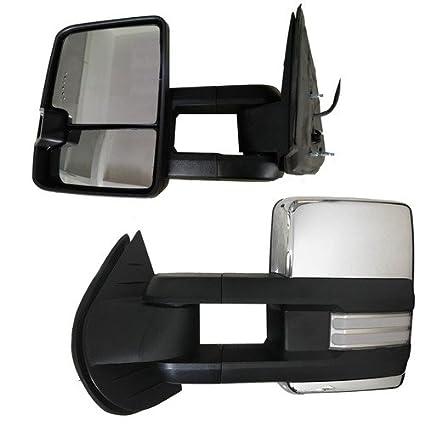 Yitamotor Towing Mirrors Wiring Diagram