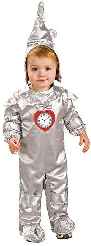0-6 M (Tin Man Newborn Costumes)