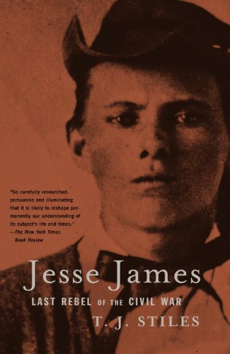 Jesse James: Last Rebel of the Civil War (Shop Sq)
