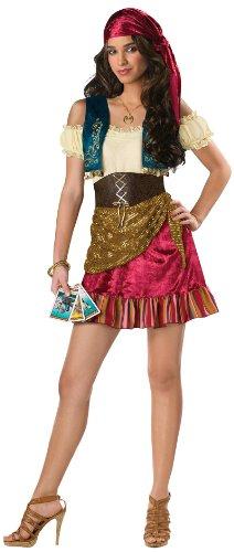 Teen Gypsy Costume