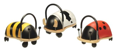 Game / Play Prince Lionheart Wheely Bug - Small/Mouse. Ride, Non-toxic, Wooden, Colorful, Animals, Toy Toy / Child / Kid