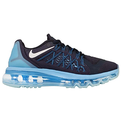 Womens Wmns White Air Running Nike Dark NIKE 404 Max Obsidian 2015 Shoes qXw4nUT
