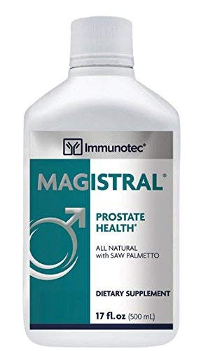 Immunotec Magistral Prostate Health - All Natural with Saw Palmetto (500 ml)