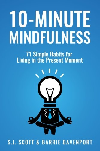 10 Minute Mindfulness  71 Habits For Living In The Present Moment