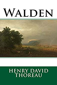 Walden by [Henry David Thoreau]
