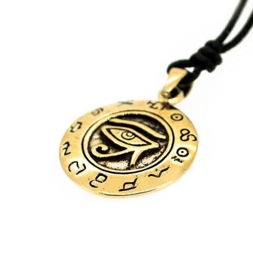 eye of horus pendant collectibles