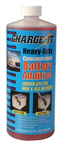 Charge It CH-77QHD Heavy-Duty Concentrated Battery Additive, 32. Fluid_Ounces (Battery Additive)