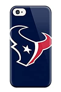 Iphone 4/4s Cover Case - Eco-friendly Packaging(houston Texans)