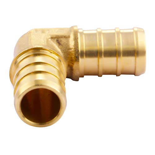 Schedule 40 Merit Brass Chrome Plated Brass Pipe Fitting Nipple Pack of 25 1//2 National Pipe Taper Thread x 5 Length