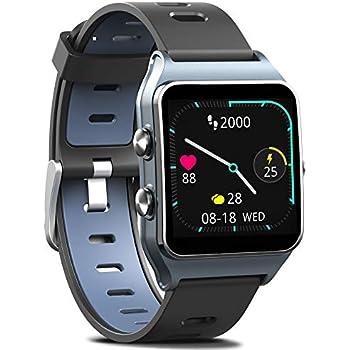 Amazon.com: SMA-M1 GPS Sport Smart Watch Activity Tracker Fitness ...