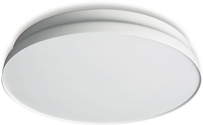Buy philips ecomoods metal ceiling light white and 40 watt philips ecomoods metal ceiling light white and 40 watt 33026 aloadofball Image collections