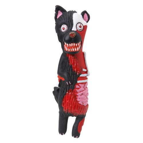 Zombie Dog - Dogit Vinyl Dog Toy, Zombie Dog