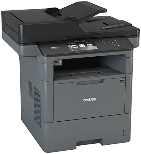 Brother MFCL6700DW Business Laser All-in-One with Advanced Duplex, Wireless Networking and Large Paper Capacity,  Black and White Printer, Amazon Dash Replenishment Enabled by Brother (Image #4)