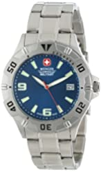 Wenger Men's Brigade Swiss Military Watch 72948