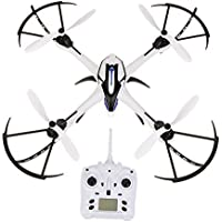 X-UAVs TM - YiZhan Tarantula X6 2.4G 4CH RC Quadcopter Drone RTF Big UFO Aircraft Helicopter - JJRC H16 Tarantula X6 drone 4CH RC Quadcopter with Hyper IOC - Without Camera