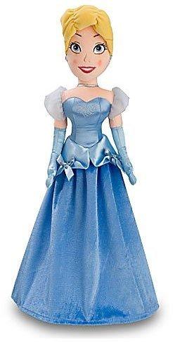 Disney Cinderella Plush Doll -- (Cinderella Plush)
