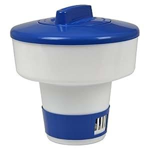 poolok dosificadora flotador Deluxe cloro dosificadora flotador Multicolor
