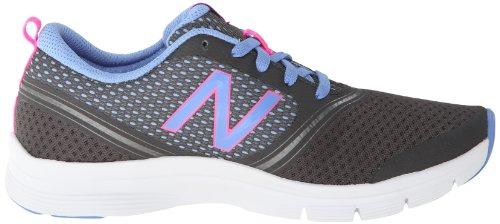 888098101218 - New Balance Women's 711 Mesh Cross-Training Shoe,Dark Grey/Purple,8.5 D US carousel main 5
