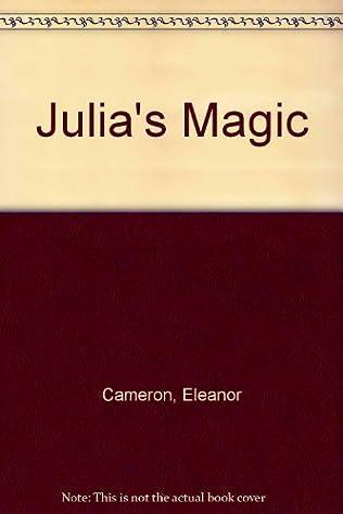 book cover of Julia\'s Magic