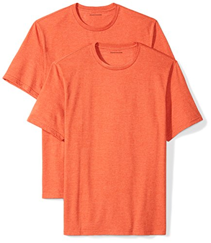 Amazon Essentials 2-pack Loose-fit Crewneck T-shirt