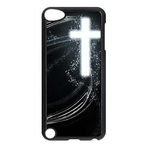 Custom Cross Back Cover Case for ipod Touch 5 JNIPOD5-049
