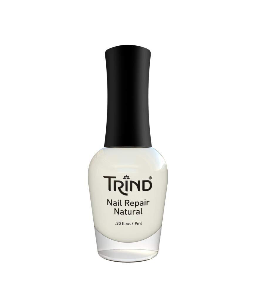 Trind Nail Repair Natural/Original Promotes Nail Growth for Damaged Nails, Formaldehyde Free