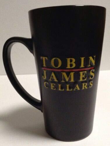 Tobin James Cellars Paso Robles California 3-D Sun Logo Tall Coffee Mug