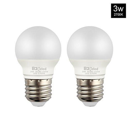 3W Led Light Bulb - 9
