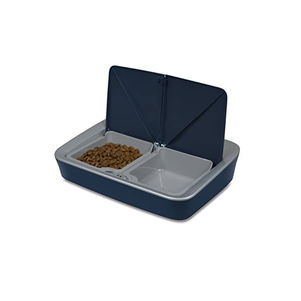 PetSafe Digital Two Meal Automatic Pet Feeder for Cats and Dogs 4