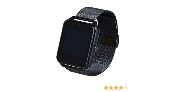 Smart Bracelet Watches, Z60 Bluetooth Smart reloj de pulsera podómetro monitor de sueño llamada para iOS Android