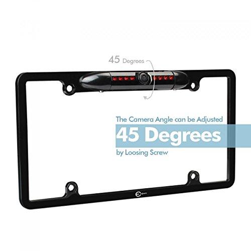 Esky License Plate Backup Camera product image