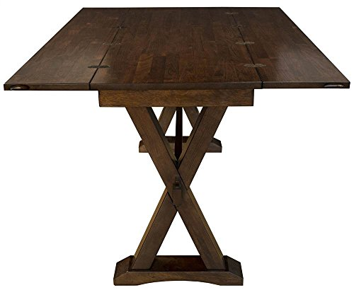 Dining Flip Table Top (A-America Brooklyn Heights Flip Top Table)