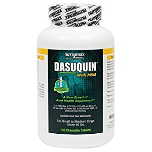 Nutramax Dasuquin with MSM Chewables 2