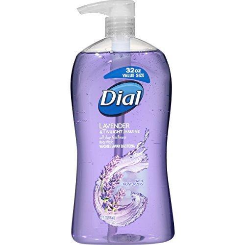 Dial Body Wash, Lavender & Twilight Jasmine, 32 Fluid (Lavender Mint Body Wash)