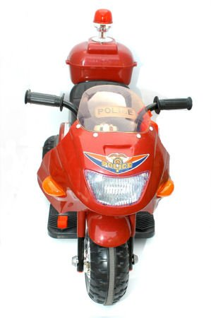 Elektrisches Kindermotorrad Elektro Motorrad für Kinder mit 6V Power Akku
