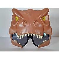 Máscara Óculos De Dinossauro Festas