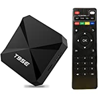 T95E Android TV Box with Android 6.0 RK3229 Quad Core TV Box 1GB/8GB suport HDMI H.265 Wifi 2.4GHz